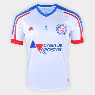 Camisa Bahia I 20/21 s/n° Estádio Esquadrão Masculina