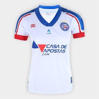 Camisa Bahia I 21/22 s/n° Torcedor Esquadrão Feminina