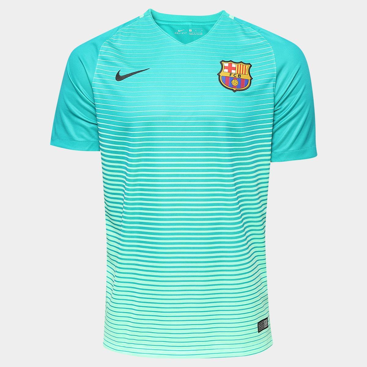 7dda27e89918d Camisa Barcelona Third 16 17 s nº Torcedor Nike Masculina - Compre Agora