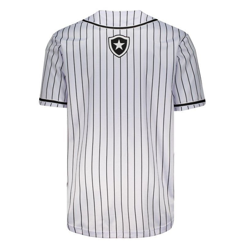 Camisa Baseball Botafogo Masculina - Branco - Compre Agora  289e947ac024c