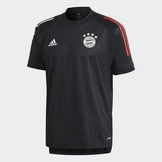 Camisa Bayern de Munique 20/21 Treino Adidas Masculina