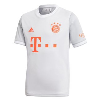 Camisa Bayern de Munique Juvenil Away 20/21 s/n° Torcedor Adidas