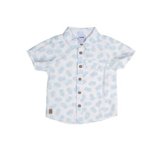 Camisa Bebê Estampa Abacaxi