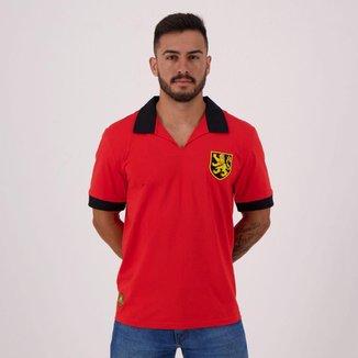 Camisa Bélgica Retrô Nº 10