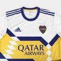 Camisa Boca Juniors Away 20/21 s/n° Torcedor Adidas Masculina
