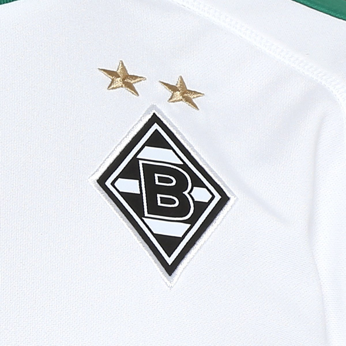... Camisa Borussia Mönchengladbach Réplica Sponsor Puma Masculina ... 29d83e99227fc