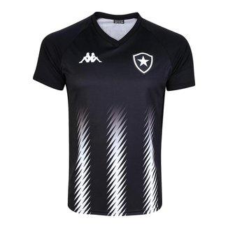 Camisa Botafogo 2021 Treino Supporter Preta