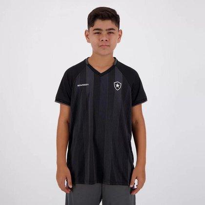 Camisa Botafogo Care Braziline - Infantil