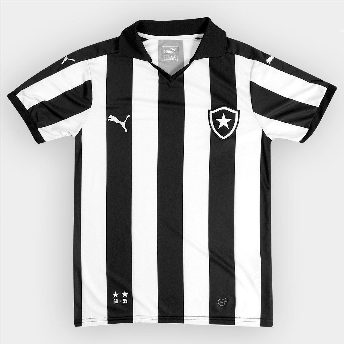 Camisa Botafogo I 15 16 s nº Torcedor Puma Masculina - Compre Agora ... 927f9c75f7ce5
