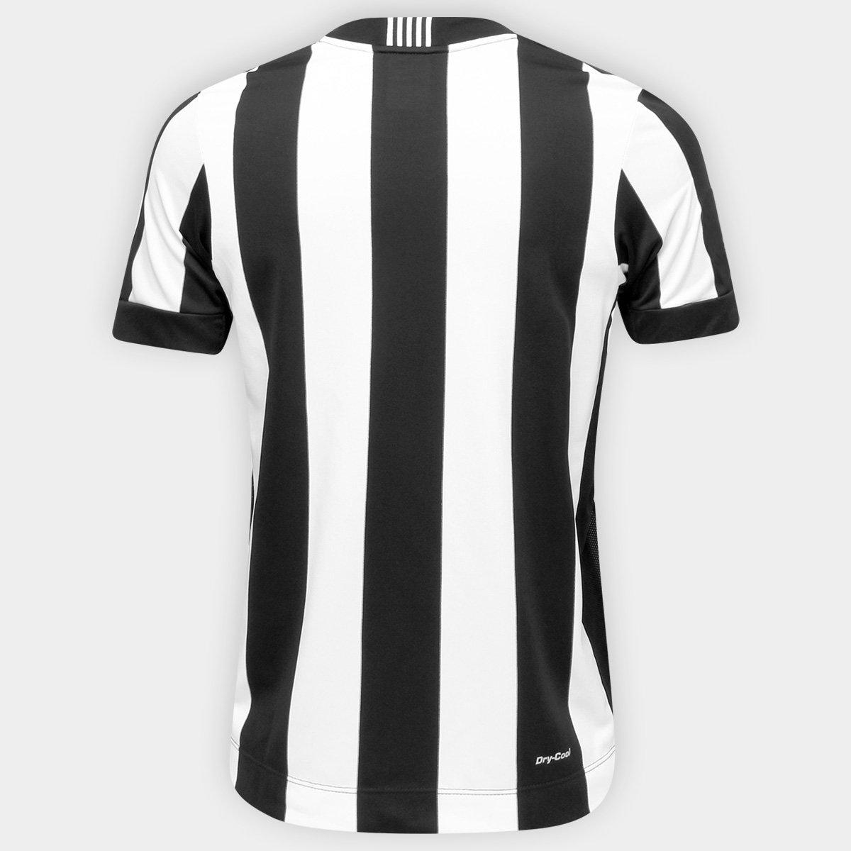 095afdf87f Camisa Botafogo I 2016 s nº Torcedor Topper Masculina - Preto e ...
