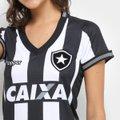 Camisa Botafogo I 2018 s/n° Torcedor Topper Feminina
