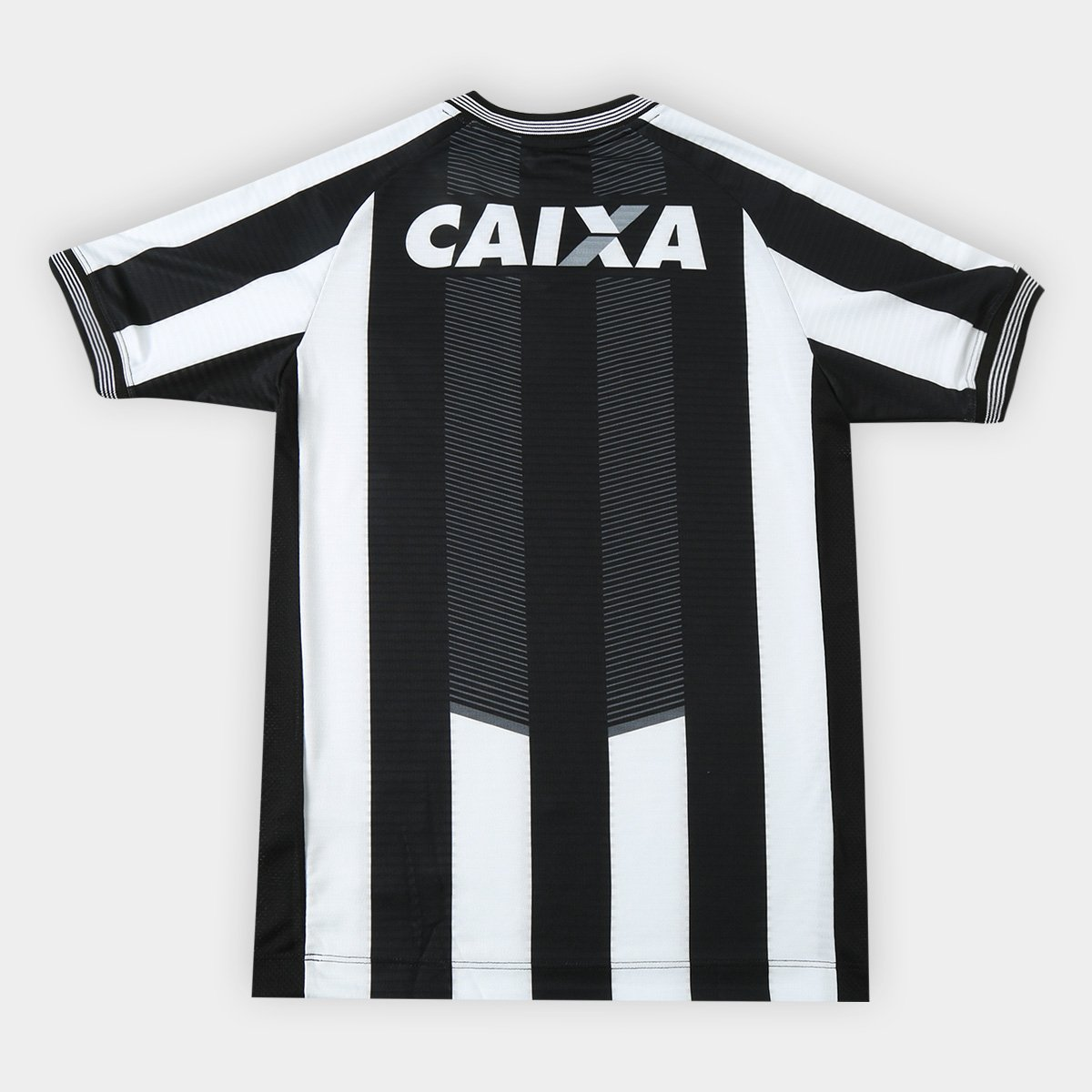 341168a15b Camisa Botafogo I 2018 s n° Torcedor Topper Infantil - Preto e ...