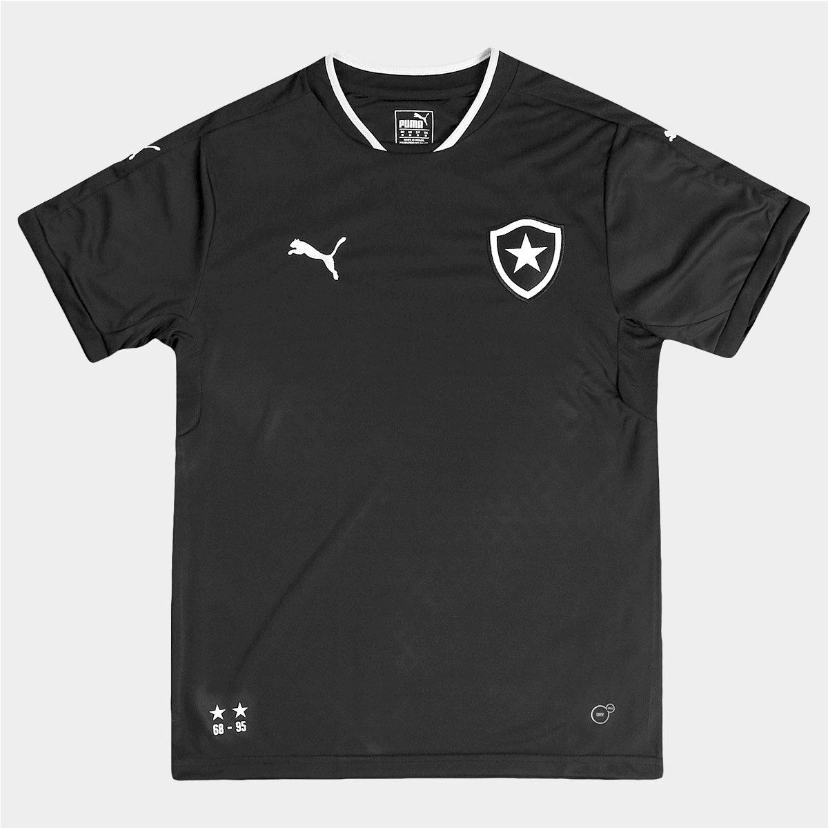 Camisa Botafogo II 15 16 s nº - Torcedor Puma Masculina - Compre Agora  7aa59c0320bc8