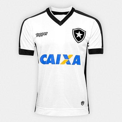 Promoção de Camisa polo botafogo viagem topper masculina netshoes ... 744e50fd2e1b3