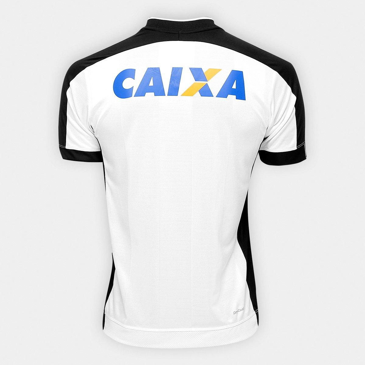 Camisa Botafogo III 17 18 s n° - Torcedor Topper Masculina - Compre ... dcccedd9f96d0