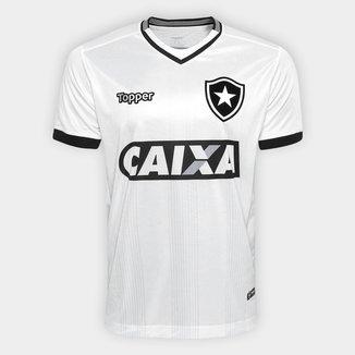 Camisa Botafogo III 2018 s/n° Torcedor Topper Masculina