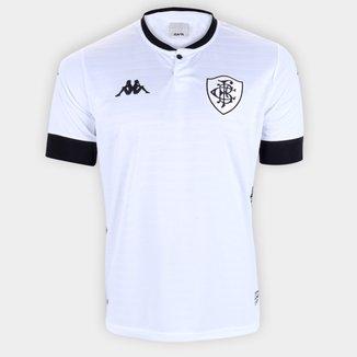 Camisa Botafogo III 21/22 s/n° Torcedor Kappa Masculina