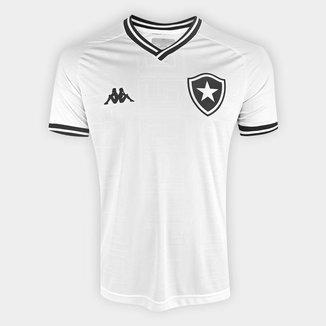 Camisa Botafogo Infantil III 19/20 s/nº Torcedor Kappa
