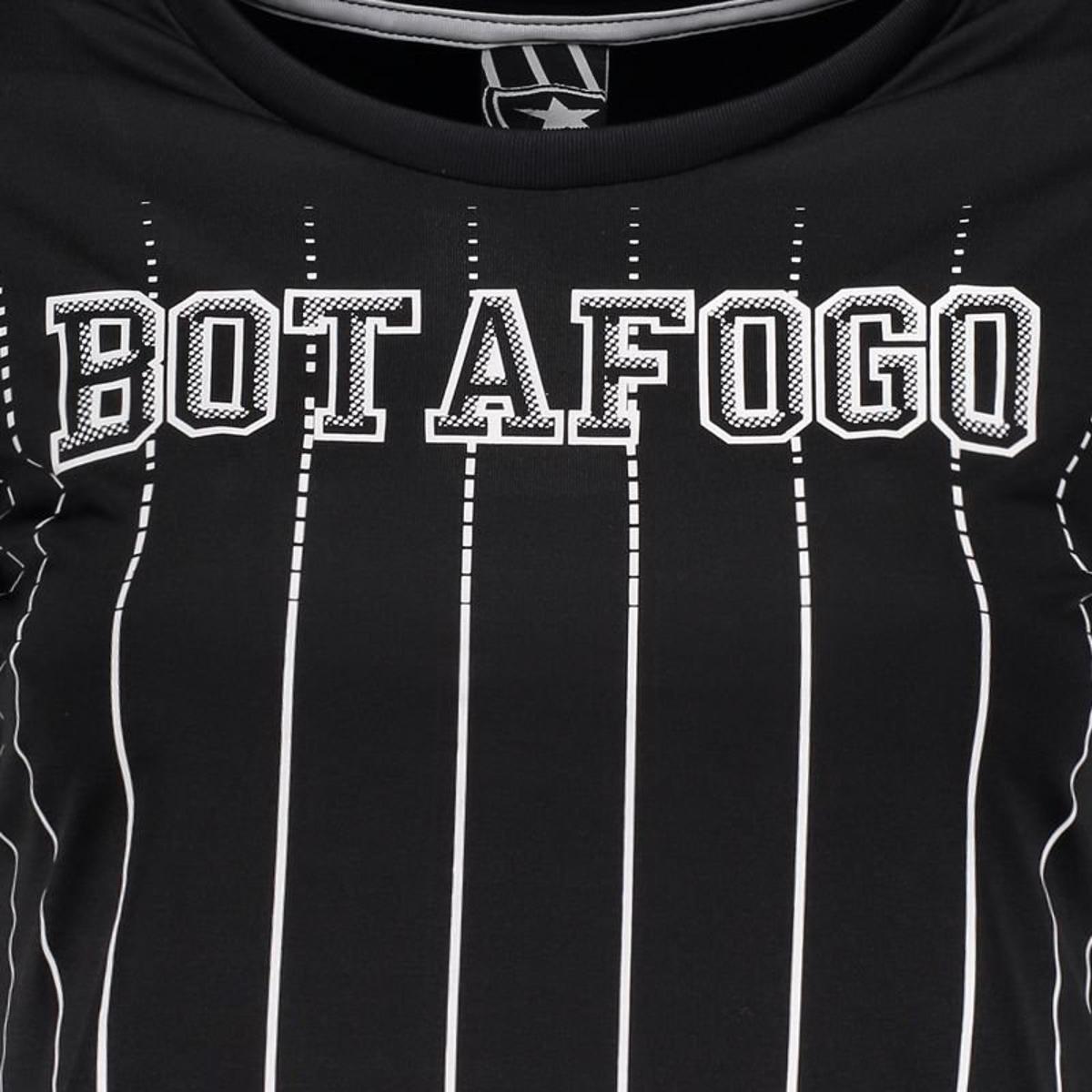 e6df4fc833 Camisa Botafogo Intus Feminina - Preto - Compre Agora