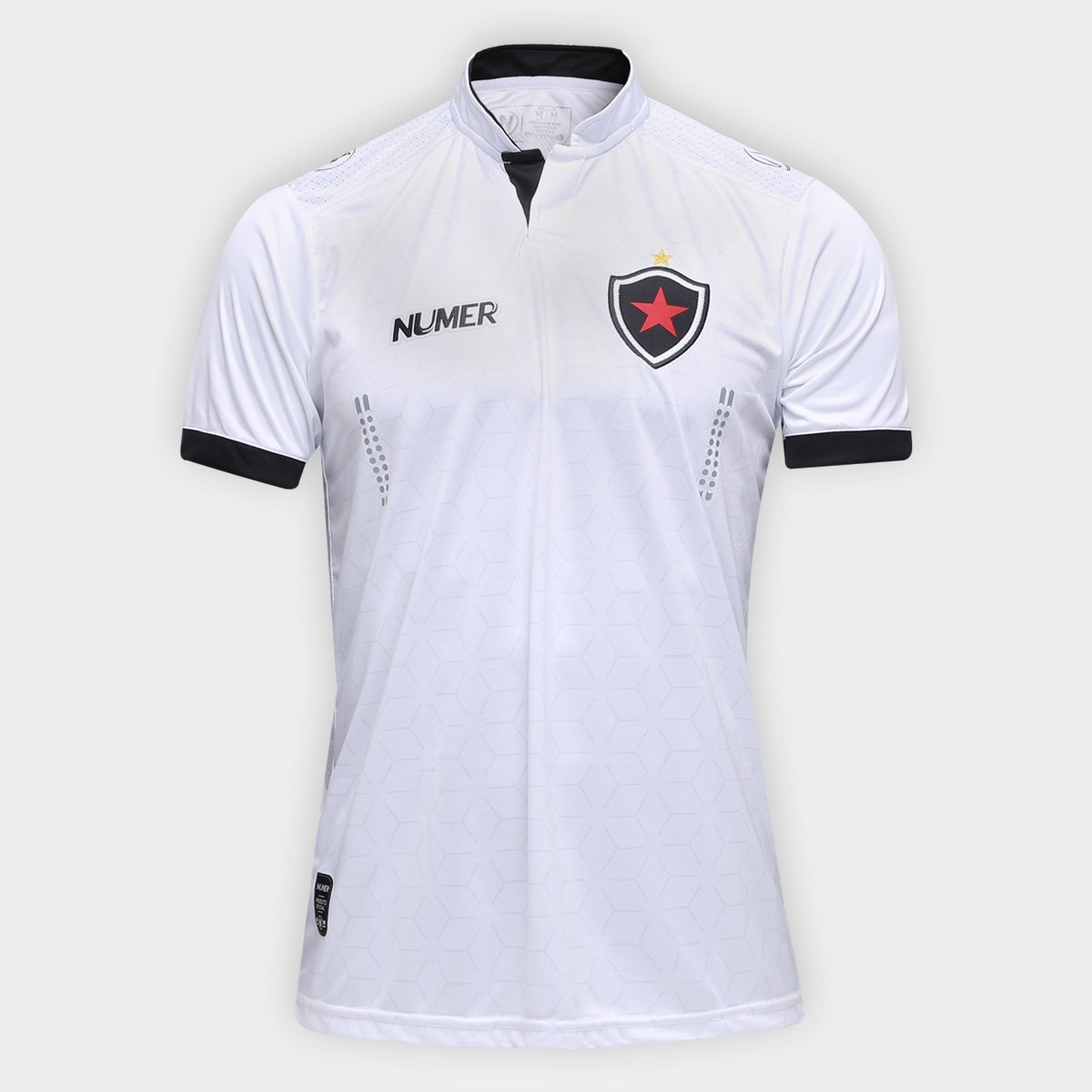 692676a0daf3a Camisa Botafogo PB II 17 18 s nº - Torcedor Rinat Masculina - Compre Agora
