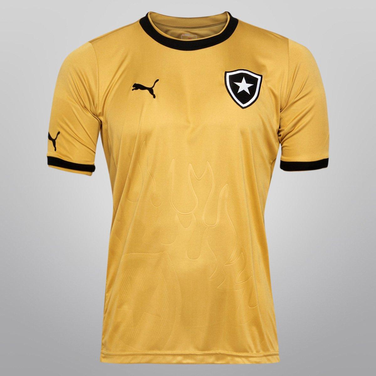 612c400030b50 Camisa Botafogo s nº - Ed. Especial Torcedor Puma Masculina - Compre Agora