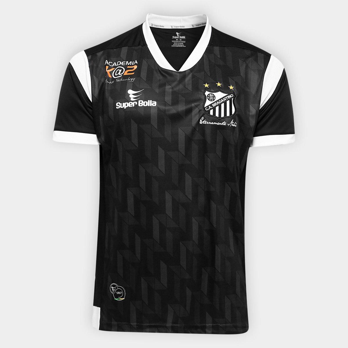 4e7634aadb Camisa Bragantino II 17 18 s nº - Torcedor Super Bolla Masculina - Compre  Agora