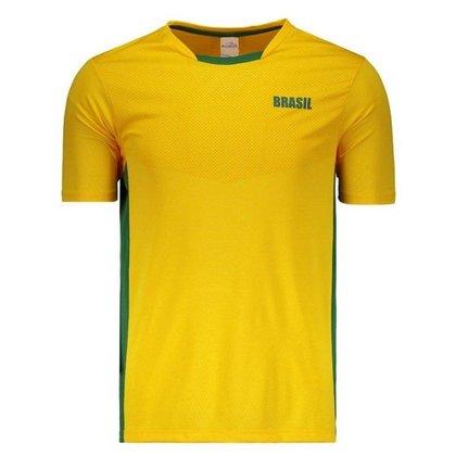 Camisa Brasil Itaguaí - Braziline