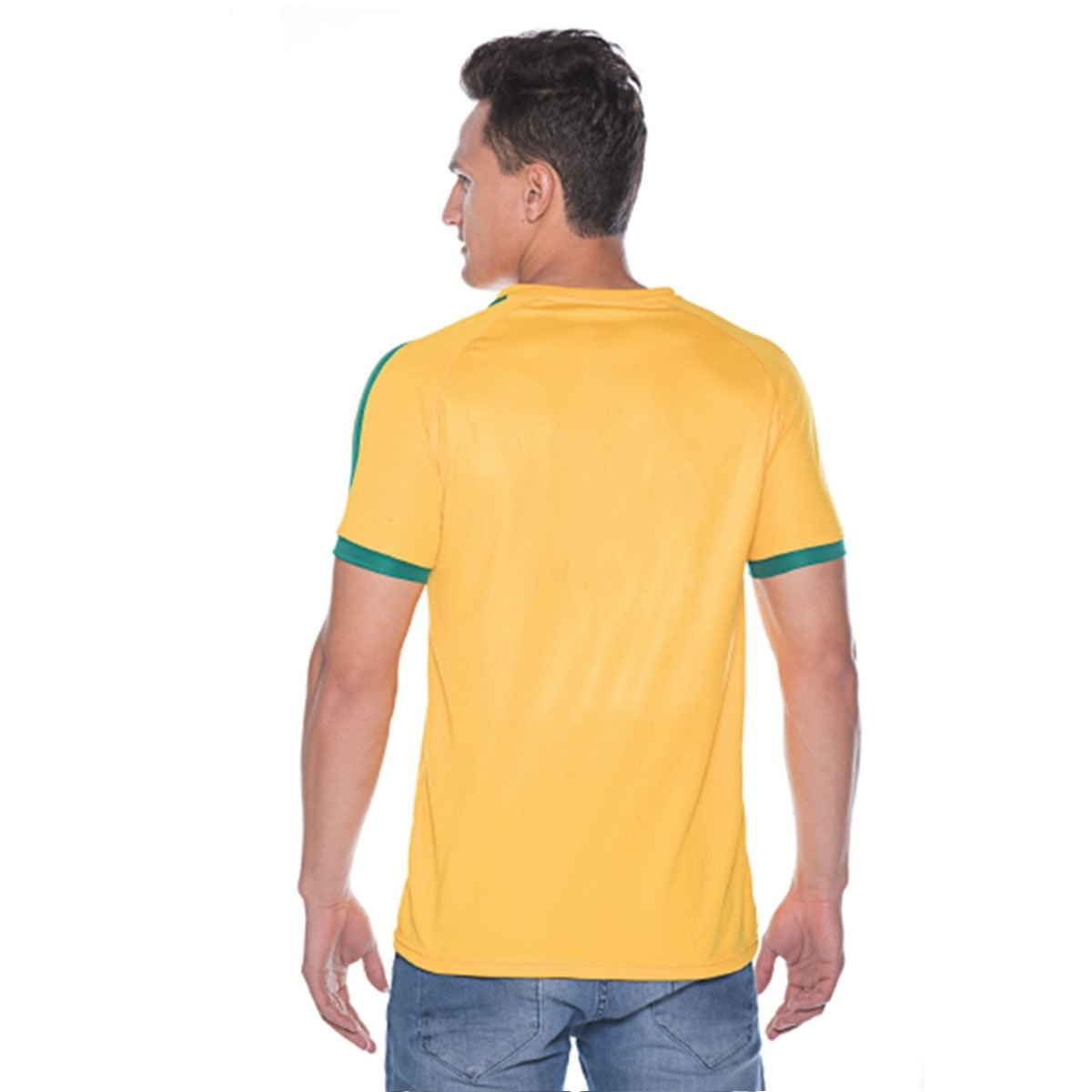 Camisa Brasil Super Bolla Nº Sem 2018 Camisa Pro Amarelo Brasil 8xq0Erw48