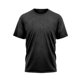 Camisa Braziline Frost Flamengo Adt - Preta