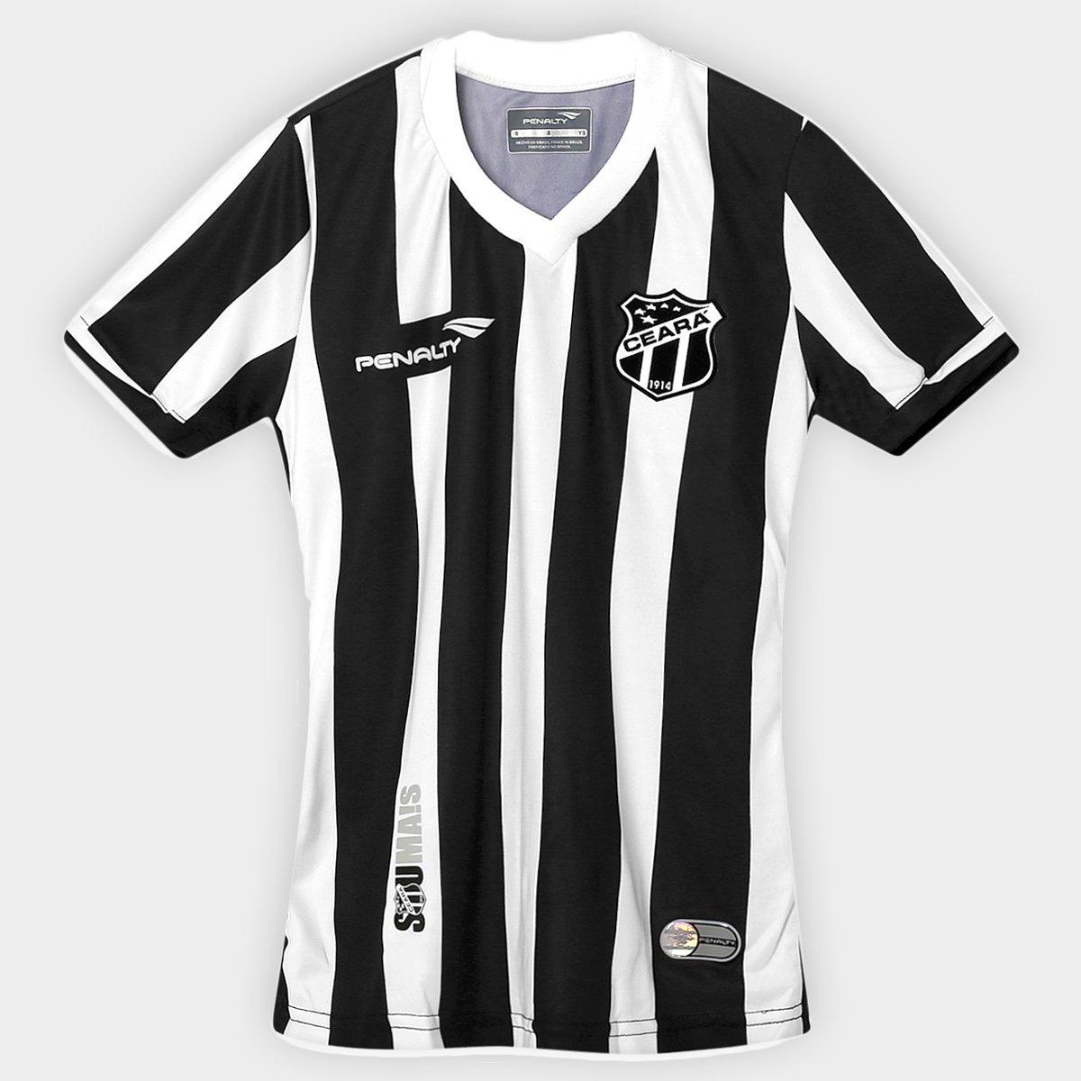 77eab5bdf2 Camisa Ceará Juvenil I 2015 nº 10 - Torcedor Penalty - Compre Agora ...