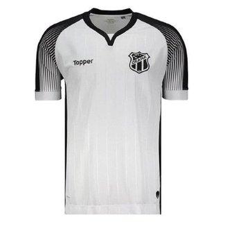 Camisa Ceará Topper Away Print Station Tamanho Especial - 4200655-128