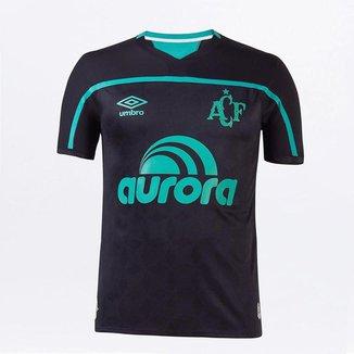 Camisa Chapecoense 2021 III Third Oficial Umbro