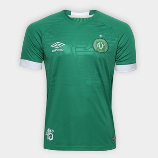 Camisa Chapecoense I 2018 s/n° Torcedor Umbro Masculina
