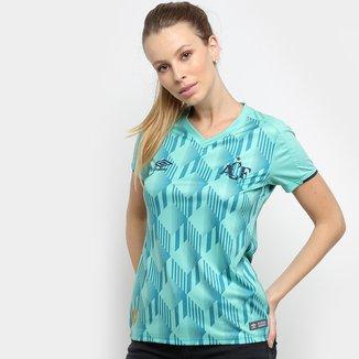 Camisa Chapecoense III 19/20 s/n° - Torcedor Umbro Feminina