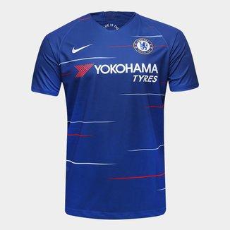Camisa Chelsea Home 18/19 s/n° Torcedor Nike Masculina