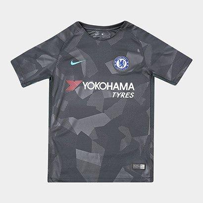 17327077d8 Promoção de Camisa adidas chelsea third 2014 s n netshoes - página 1 ...