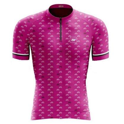 Camisa Ciclismo  Be Fast Bikes Feminina