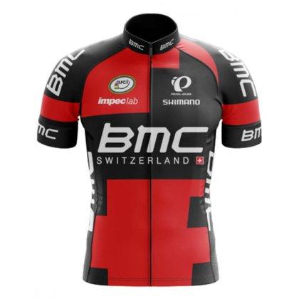 Camisa Ciclismo BMC