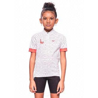 Camisa Ciclismo Infantil Lhama