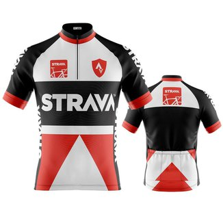 Camisa Ciclismo masculina mountain bike strava dry fit proteção uv +50