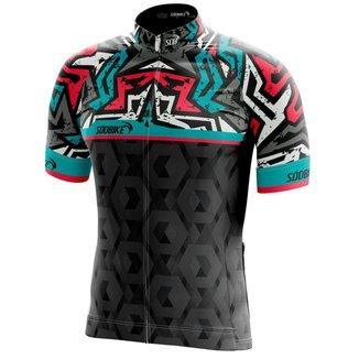 Camisa Ciclismo Sódbike   Ziper Full