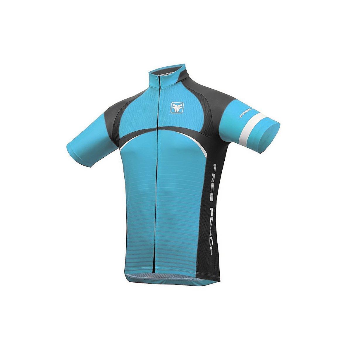 Camisa Camisa Free Ciclista force Azul Range Ciclista Spdp5qw