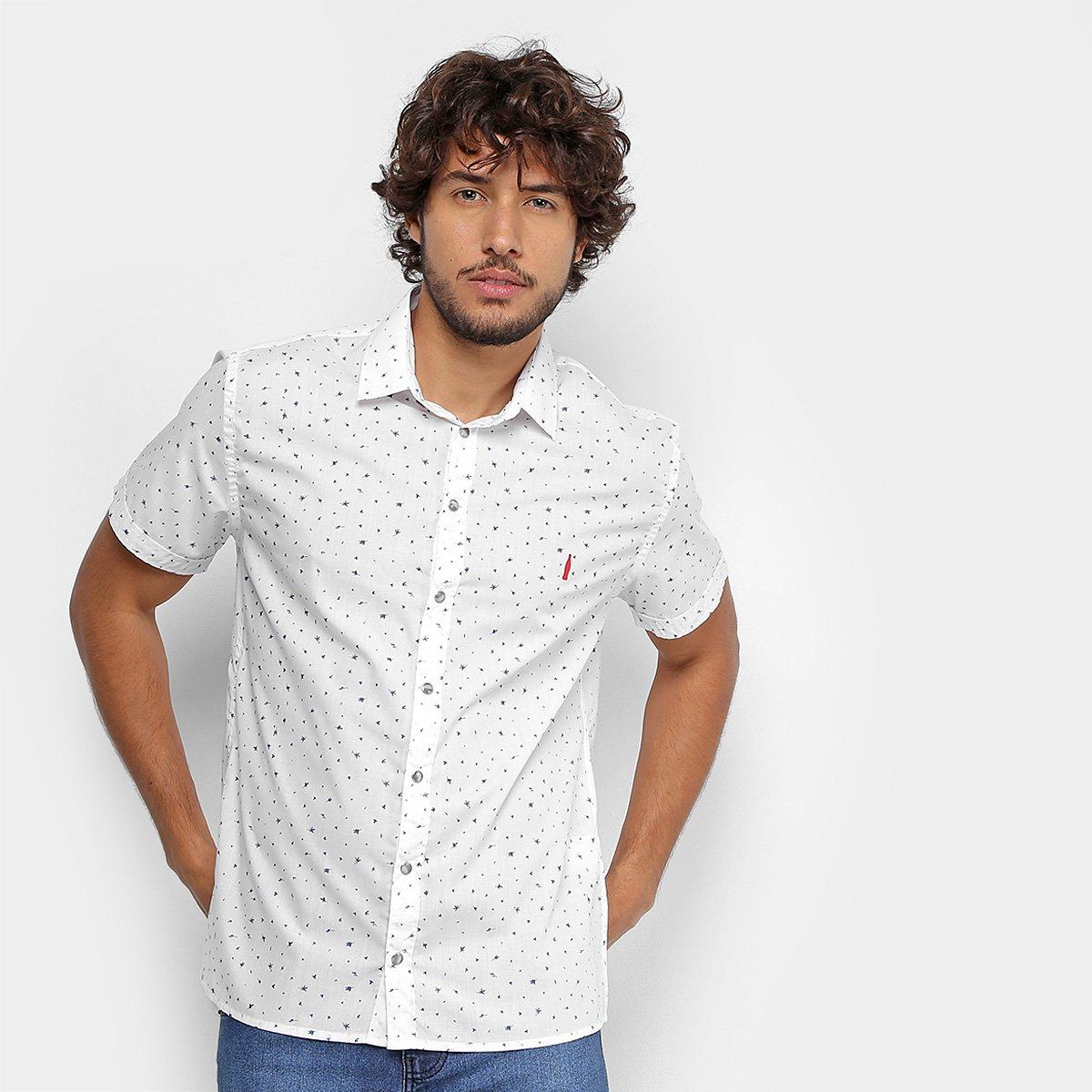 f04844dd75f4d Camisa Coca-Cola Manga Curta Estampada Masculina - Compre Agora ...