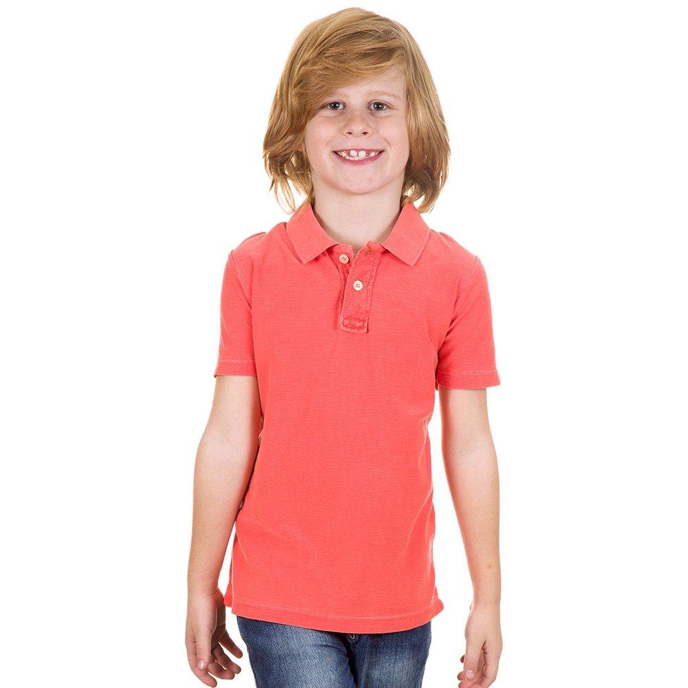 da83a084a3 Camisa Colombo Polo Infantil Lisa - Compre Agora