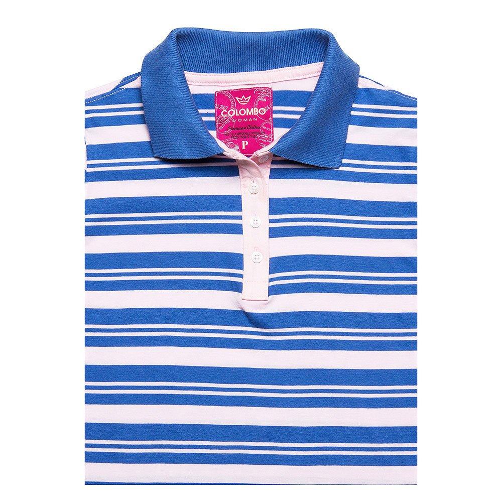 3fb3be0779 Camisa Colombo Polo Listrada - Compre Agora