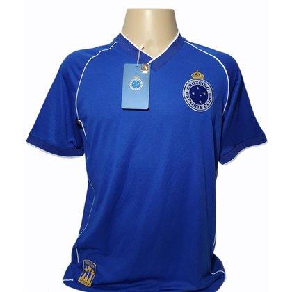 Camisa Comemorativa Cruzeiro Tríplice Coroa Bomache Original