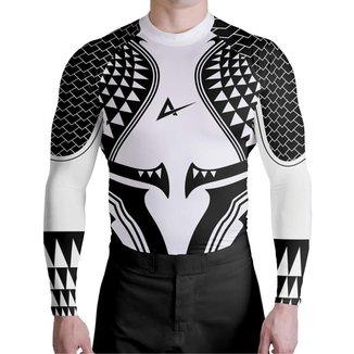 Camisa Compressão UV Maori Atlética Esportes