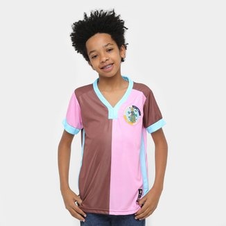 Camisa Corinthian Casuals Infantil Home 17/18 Torcedor