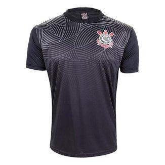 Camisa Corinthians 2021 Supporter Hunt SCCP Preto