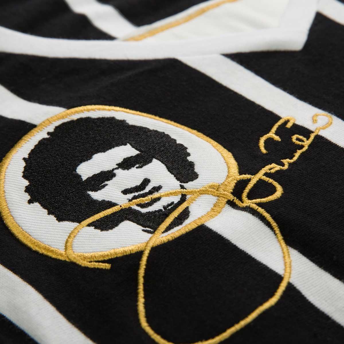... Camisa Corinthians Baby Look Retrô Gol Basílio 77 Torcedor Feminina ... 4224396d9df69